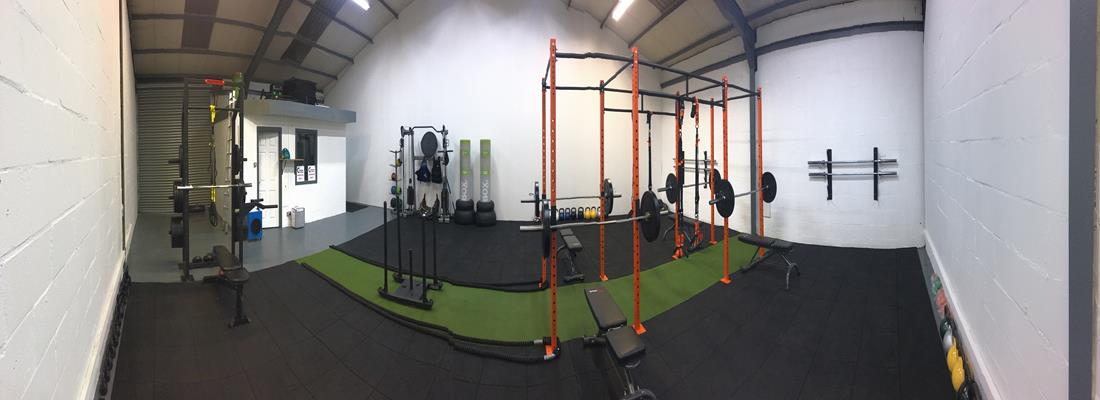 Personal trainer private training gym glasgow
